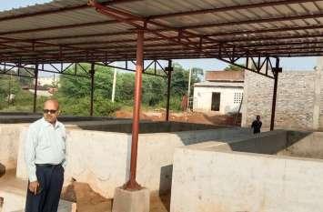 मड़रिया में लगेगा फीगल सीवर ट्रीटमेंट प्लांट