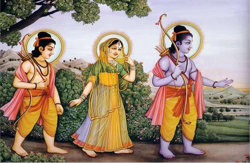 अरी ओ केवटिया इ देखो तो अयोध्या के राजा राम आए हैं- केवट