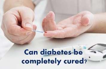 myths and facts-डायबिटीज का इलाज जड़ से संभव नहीं, परहेज बहुत जरूरी