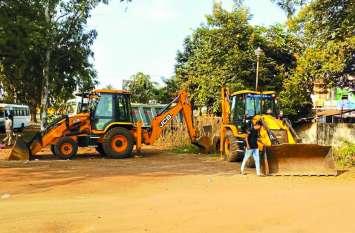 रेत और मुरूम के अवैध खनन पर खनिज विभाग ने साधा मौन, राजस्व अमला रात में कर रहा कार्रवाई