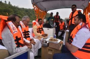 CM भूपेश ने बिना नाम लिए सांसद रेणुका सिंह पर साधा निशाना, कहा- सबसे मिल लिया, उससे क्यों मिलूं, वह कैबिनेट में बैठती है क्या?