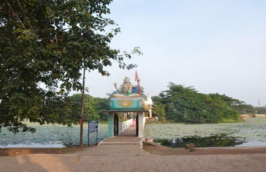 चंदखुरी में है प्रभु श्रीराम की माता कौशल्या का इकलौता मंदिर