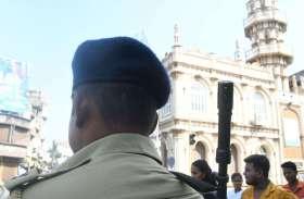 अयोध्या फैसले का स्वागत, चाक-चौबंद रही सुरक्षा व्यवस्था