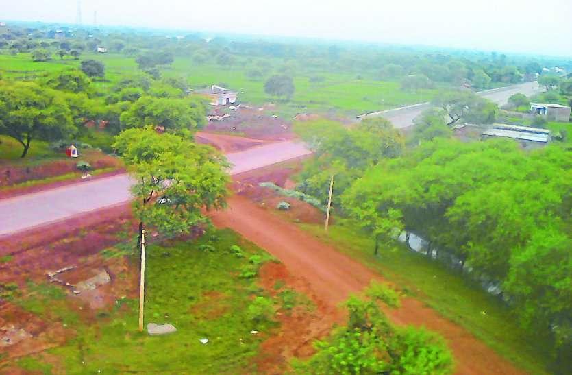 12 किमी लंबी लिंक रोड के दोनों ओर की 8-8 मीटर जमीन का किया जाएगा अधिग्रहण