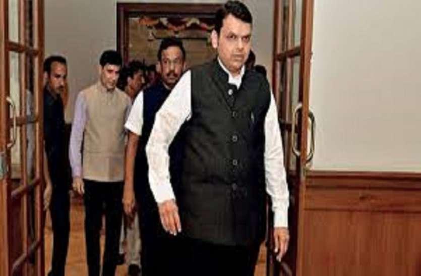 maha politics:सरकार बनाने में भाजपा असमर्थ , शिवसेना के बिना बहुमत नहीं