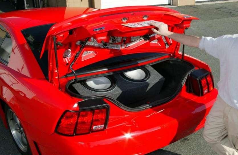 कार में बेस ट्यूब लगवाने से टूट सकते हैं शीशे, म्यूजिक सिस्टम लगवाने में कभी ना करें ये गलतियां