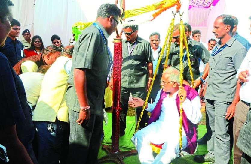 मुख्यमंत्री भूपेश बघेल ने किसानों को लेकर दिया यह बड़ा बयान