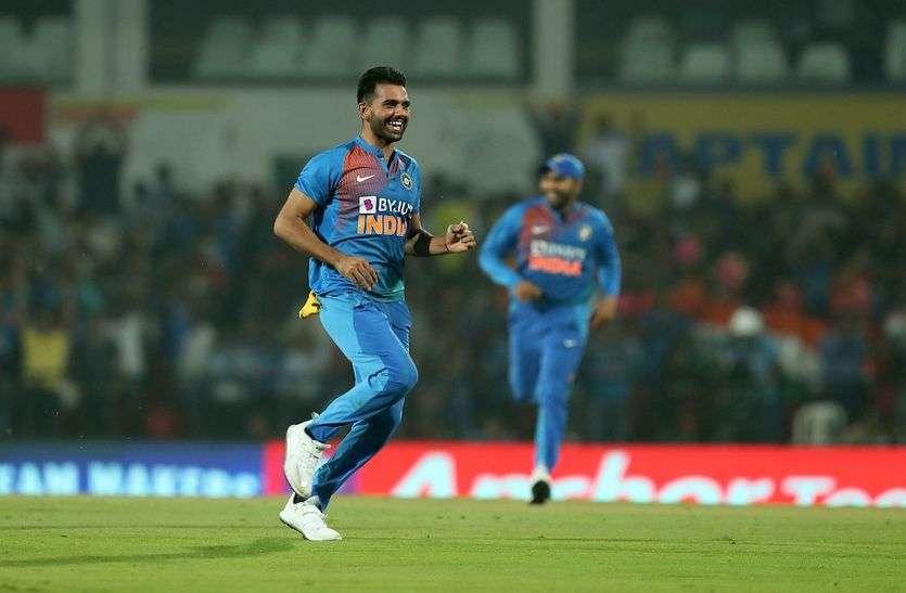 IND vs BAN : चाहर की हैट्रिक की बदौलत भारत ने बांग्लादेश को 30 रन से हराया, सीरीज पर किया कब्जा