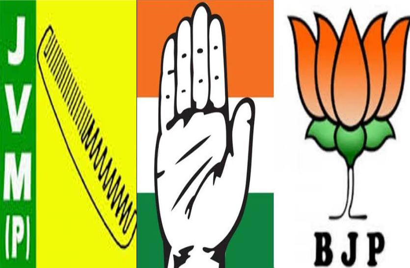 Jharkhand BJP Candidate List