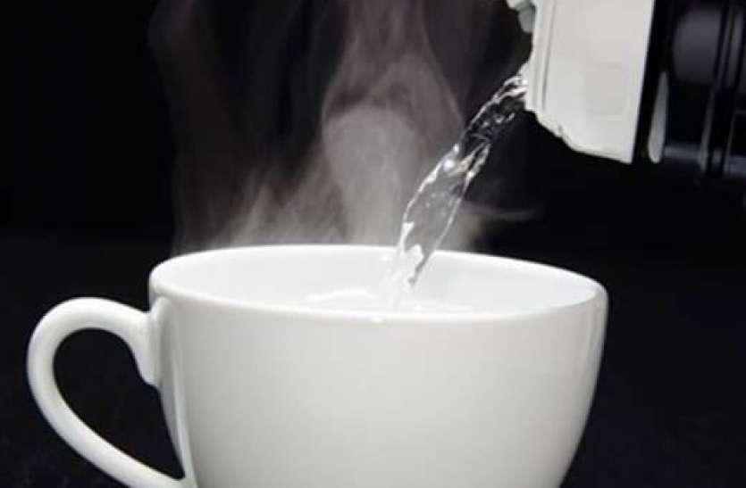 Health tips : आप रोजाना एक गिलास गर्म पानी पीजिए और देखें  शरीर में कमाल
