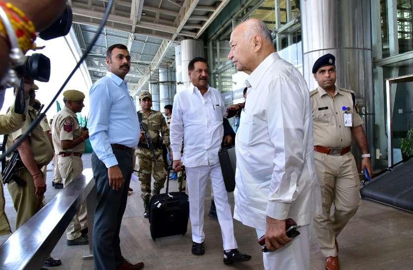 अब से कुछ देर में तय होगा महाराष्ट्र में किसका राज, कांग्रेस की अहम बैठक, जयपुर से दिल्ली पहुंचे नेता
