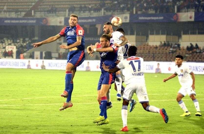 ICl 6 Bengaluru FC