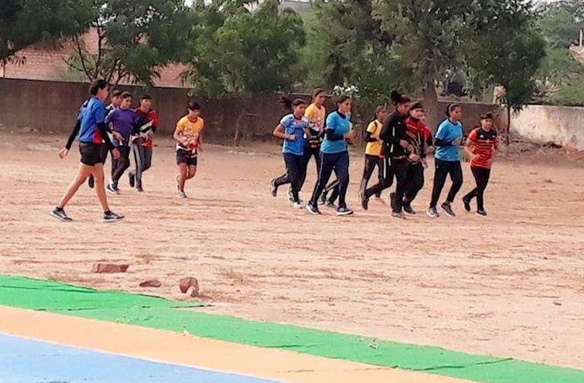 राजस्थान की कबड्डी टीम में खेलेंगे नागौर के पांच खिलाड़ी