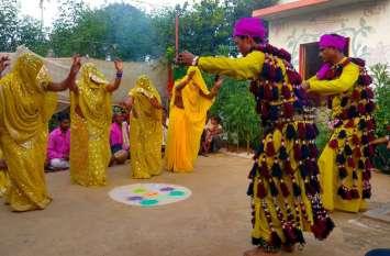 शक्ति एवं शिव की पूजा के साथ हुआ महाउर ग्रामांचल महोत्सव