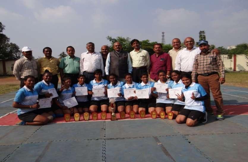 कबड्डी प्रतियोगिता : रायपुर की टीम ने लगातार दूसरी बार जीता खिताब