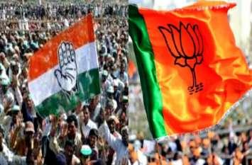 निकाय चुनाव में तीन दिन शेष, अभी तक दोनों ही दलों के दिग्गज नेता नहीं जुटे मैदान में !