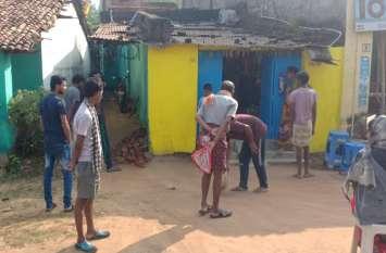 एक ही दिन गांव में दो बार पहुंची पुलिस की टीम, क्षेत्र में हुई घटना से दहशत में ग्रामीण