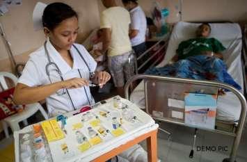 गर्भवती महिला आई थी पेट दर्द का इलाज कराने, अस्पताल में ही हो गई डेंगू की शिकार