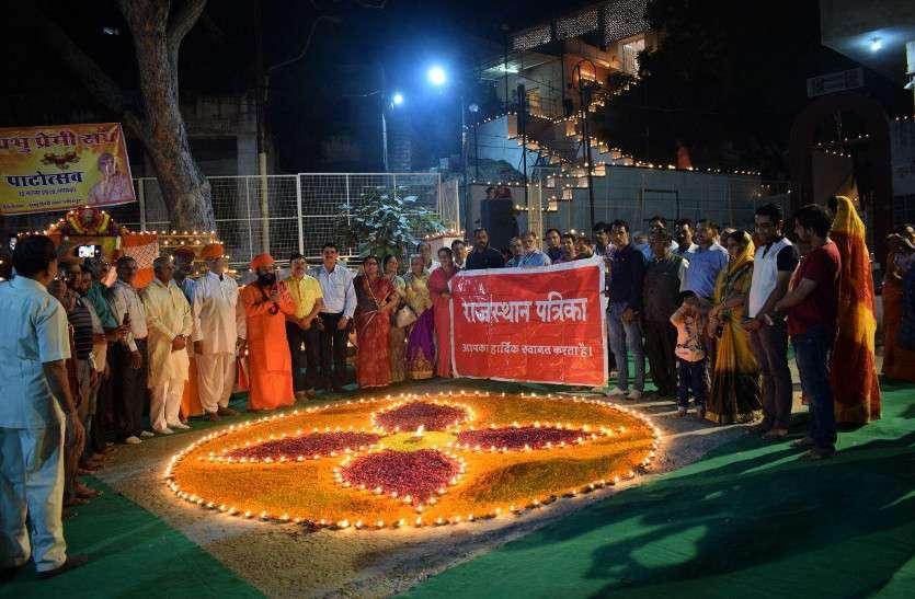 Dev Diwaliश्रद्धा से मनाई, दीपदान से जगमगाए जलाशय