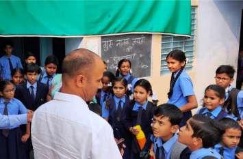 निजी स्कूलों की मनमानी पर उपखण्ड अधिकारी एक्शन में आये नजर....