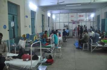 Pneumonia Day नवजातों की हो रही मौत , पीडि़त बच्चों से भरा है पीडियाट्रिक वार्ड