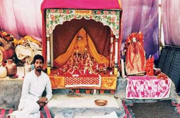 अराध्य को तंबू में देखना अब रामभक्तों को कतई पसंद नहीं : संत समाज