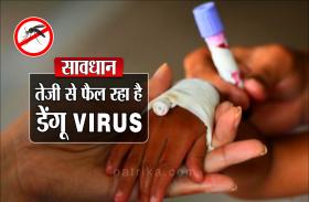 सावधान : तेजी से फैल रहा है डेंगू संक्रमण, इस शहर में रहना खतरे से खाली नहीं