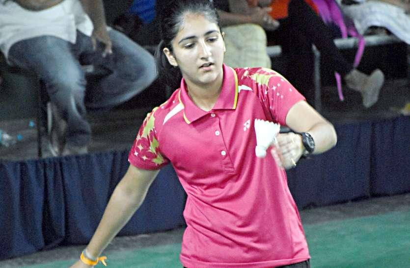 National Badminton Championship: कईराज्यों ने पार किया पहला पड़ाव, आज क्वार्टर फाइनल मैच