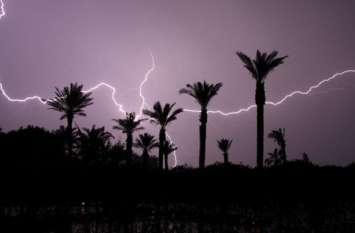 बांग्लादेश के लोगों पर कहर बरपा रही है आकाशीय बिजली, सरकार उन्हें बचाने के लिए लगा रही है ताड़ के पेड़!