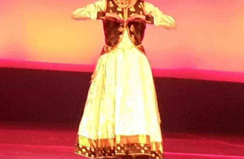 Classical dance News:अंतरराष्ट्रीय सांस्कृतिक महोत्सव :बैंकाक में शास्त्रीय नृत्य की दी शानदार प्रस्तुति