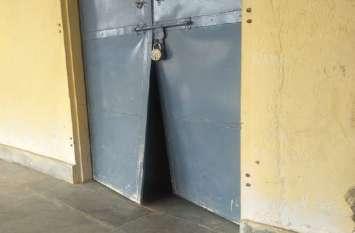 भांडारेज में बालिका स्कूल के ताले तोड़ रिकॉर्ड खंगाला,लालसोट में मंदिर से सोने-चांदी के छत्र चोरी