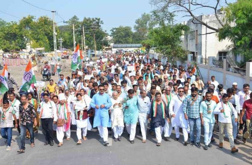 Gujrat News : फसल बीमा सहित किसानों के मुद्दे पर कांग्रेस आक्रामक