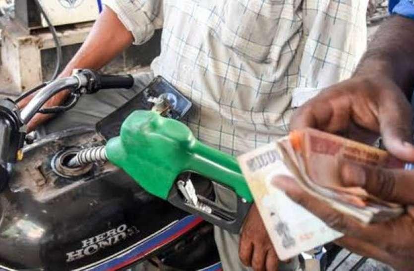 कच्चे तेल में तेजी से आगे भी बढ़ेंगी पेट्रोल-डीजल की कीमतें