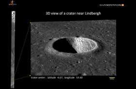 चंद्रयान 2 को अचानक मिली बड़ी कामयाबी, ऑर्बिटर ने भेजी चांद की इतनी खूबसूरत तस्वीर