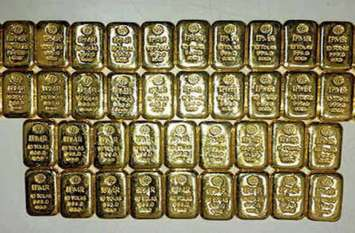यूं भारत में लाया जा रहा है करोड़ों का अवैध सोना, म्यांमार से जुड़े है तस्करी के तार
