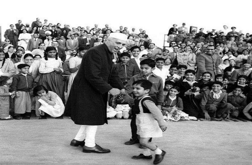 जन्मदिन विशेष: जवाहरलाल नेहरू ने अपनी 196 करोड़ रुपए की संपत्ति कर दी थी देश के नाम