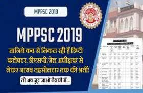MPPSC 2019 के  Notification को लेकर बड़ी खबर, इस दिन जारी हो सकता है विज्ञापन