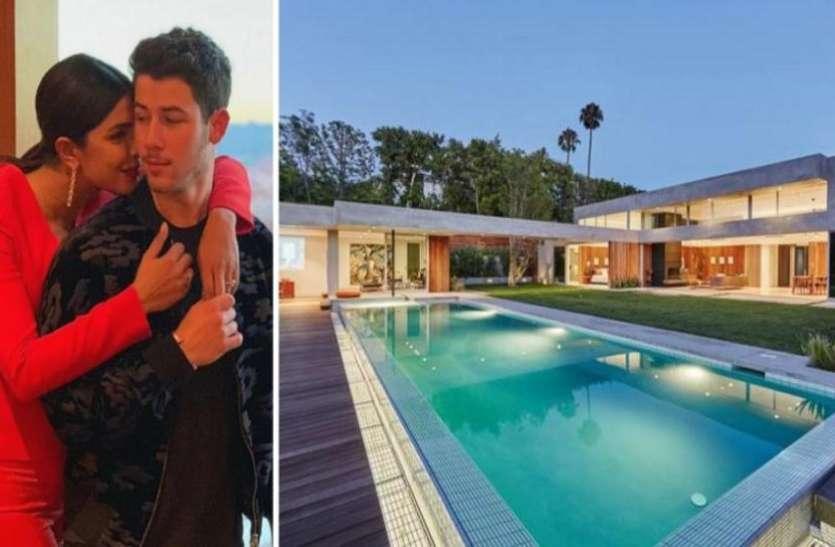 लॉस एंजेलिस में प्रियंका चोपड़ा और निक जोनस ने खरीदा घर, कीमत जानकर उड़े लोगों के होश