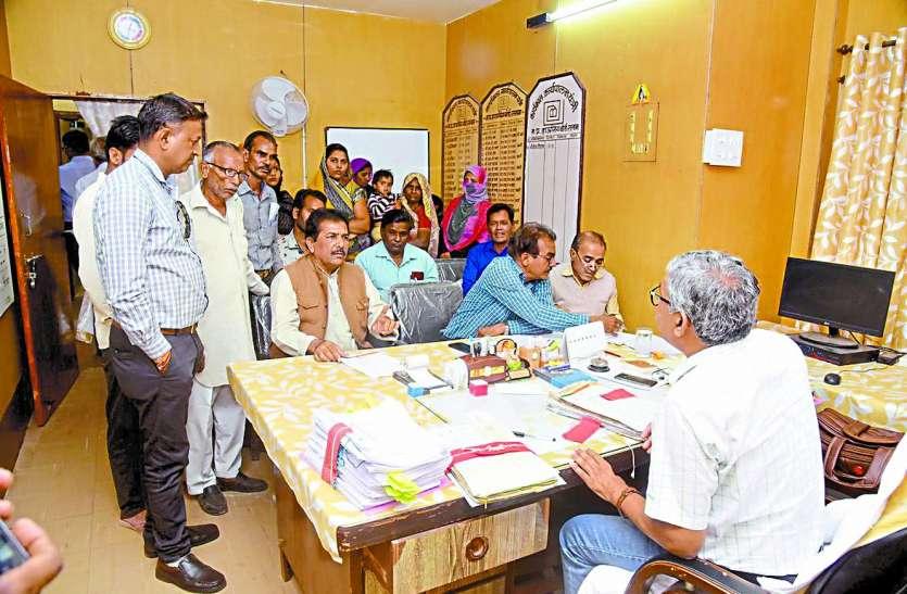 आंदोलन की चेतावनी: भाजपा पार्षद ने कार्यपालन यंत्री को पत्र देकर समस्याएं बताई