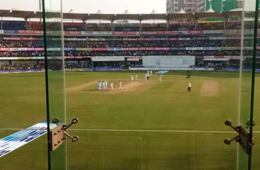 Breaking : भारत ने एक पारी और 130 रन से जीता मैच, बांग्लादेश 213 पर ऑलआऊट