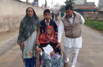 हनुमानगढ़ में सुबह दस बजे तक 26.71 प्रतिशत हुआ मतदान