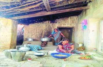 Ratlam : 59 किचनशेड अधूरे, 35 लाख से अधिक की होगी वसूली