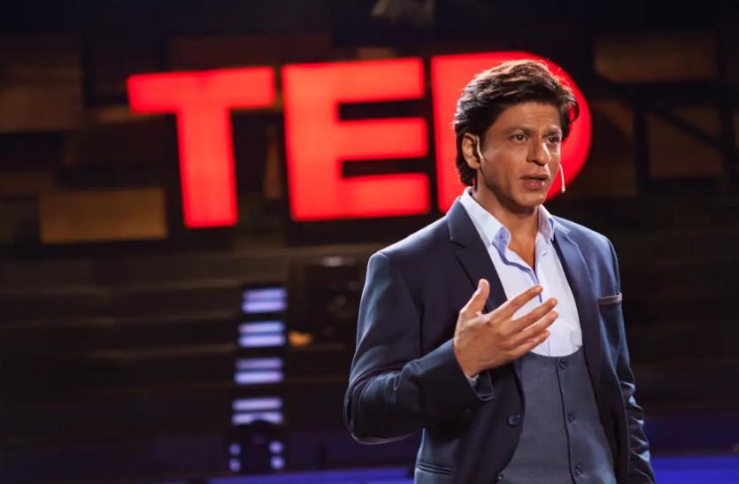 शाहरुख ने बताया अपनी सफलता का मूल मंत्र, कहा-अपने बच्चों से सीखा है...