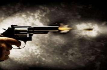 आजमगढ़ में आपसी विवाद में पट्टीदार को मारी गोली, असलहे के साथ आरोपी गिरफ्तार