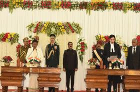 जस्टिस डॉ. रवि रंजन बने झारखंड के 13वें मुख्य न्यायाधीश, राज्यपाल ने दिलाई शपथ