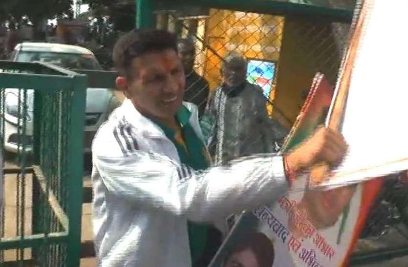 VIDEO : इंदौर में होगी ड्रेगन बोट वर्ल्ड चैम्पियनशिप, मंत्री पटवारी ने किया ग्राउंड का भूमिपूजन, हटवाए अपने होर्डिंग