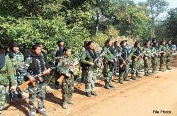 महिलाओं से छेड़छाड़ करने के आरोप से बचने फाॅर्स ने नक्सली क्षेत्र में तैनात किया 60 महिला कमांडो की टीम, ये है खासियत