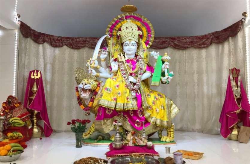 माँ दुर्गा की मंगलवार को करें ऐसी पूजा, होगी एक साथ सैकड़ों कामना पूरी