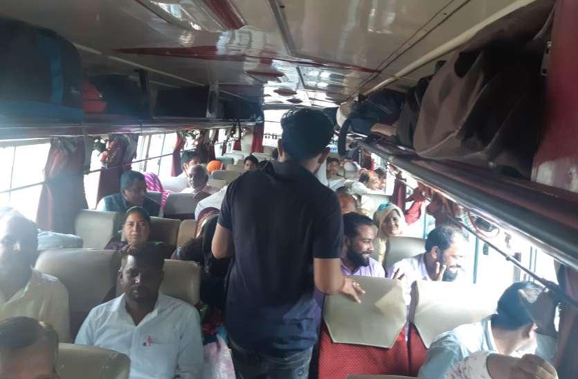 कांग्रेस के प्रत्याशियों ने झुंझुनू में डाला डेरा तो भाजपा ने जिले में तलाशा गुप्त स्थान