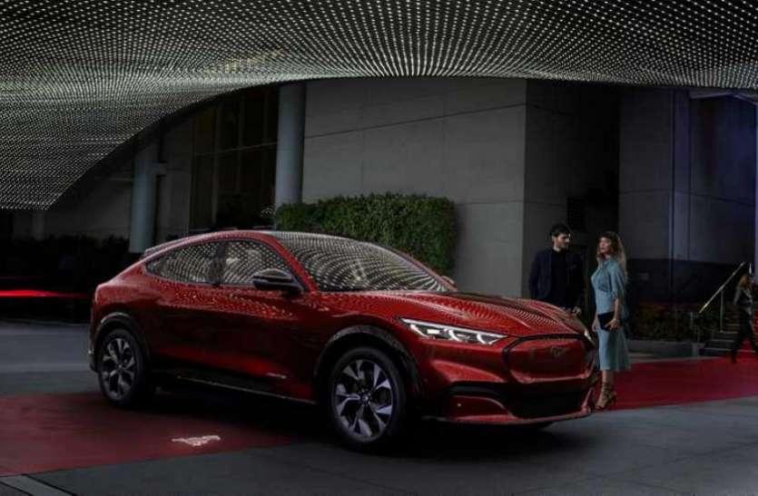 Ford लॉन्च करेगा Mustang Mach-E EV, मिलेगी शानदार रेंज